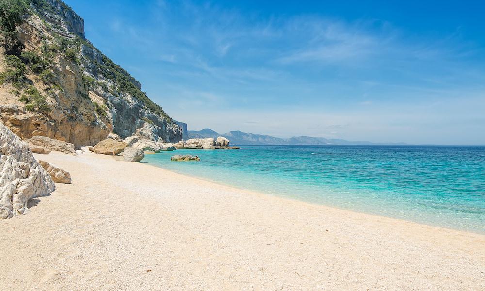 Plaja Cala Mariolu
