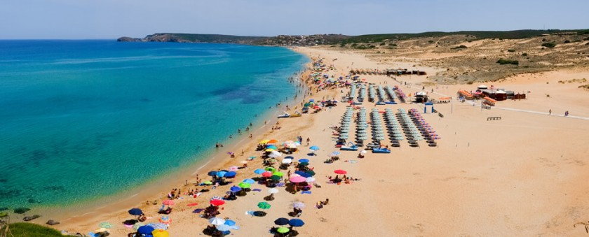 Plaja Costa Verde - Sardinia