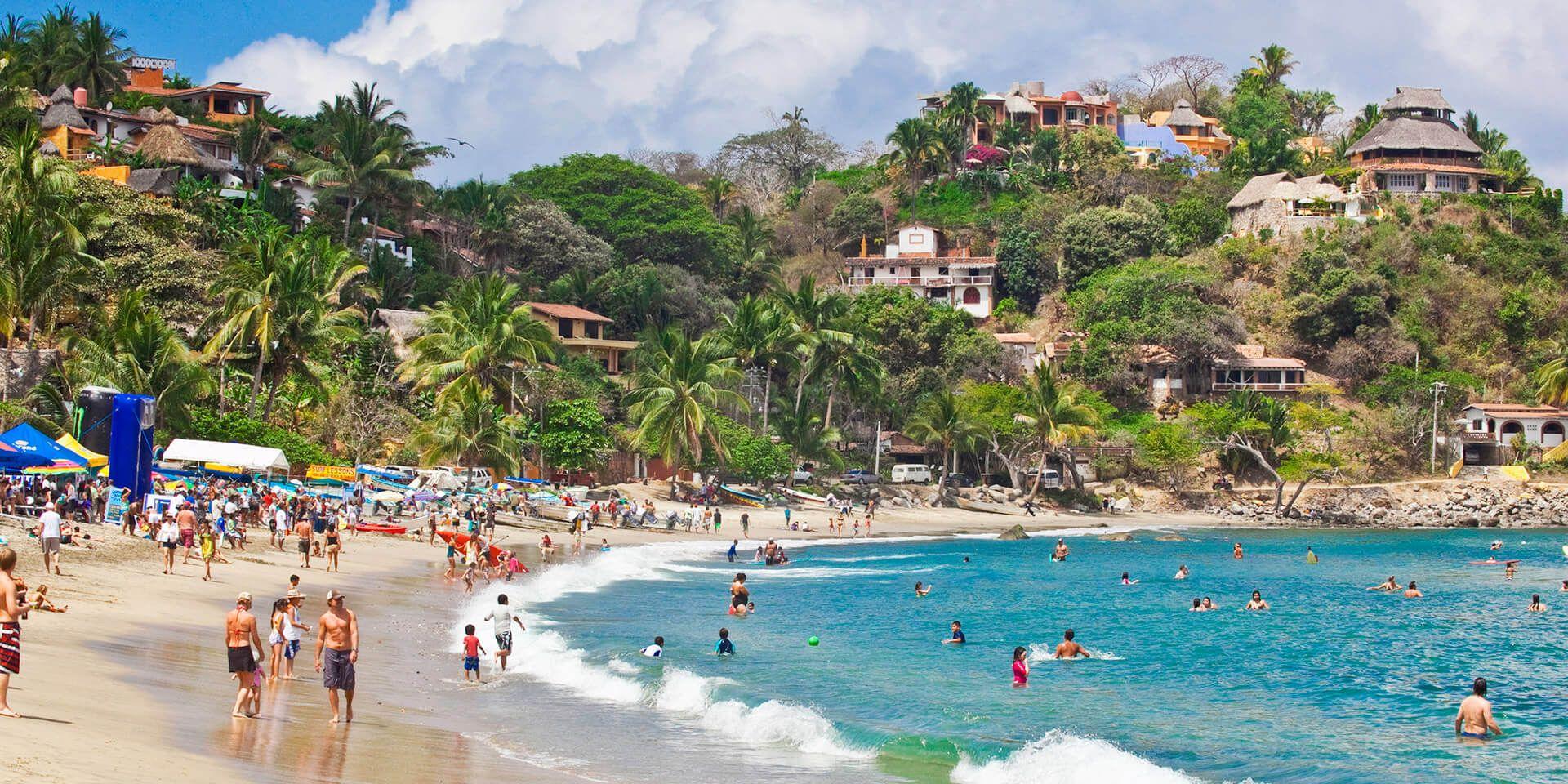Plaja in Puerto Vallarta