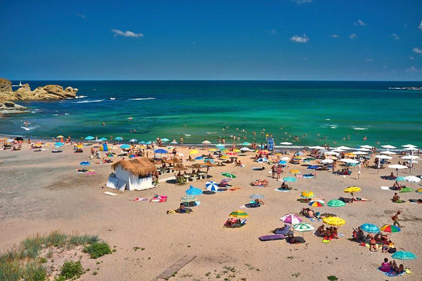 Plaja in Tsarevo - Bulgaria