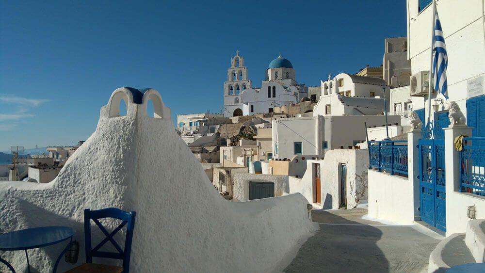 Vacanta Santorini - Grecia