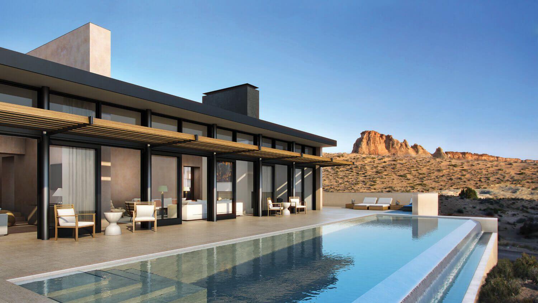 Amangiri Spa&Resort - Utah