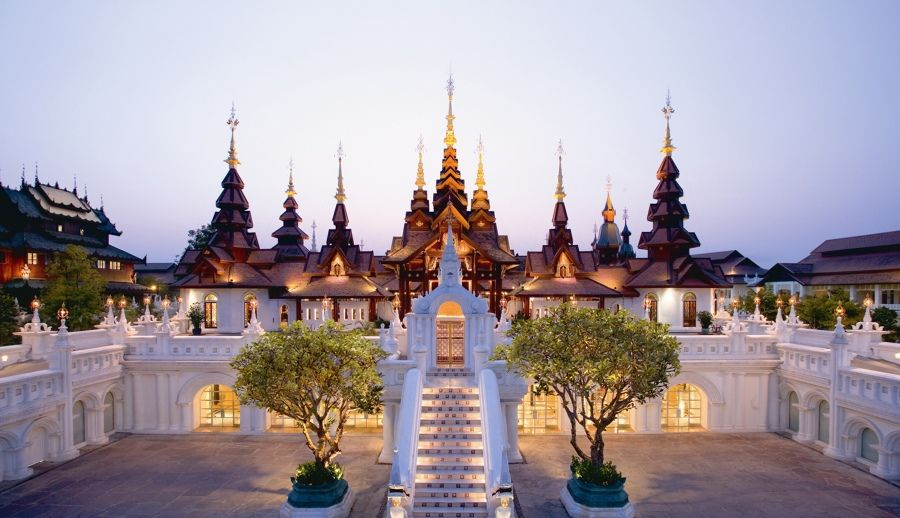 Dhara Dhevi Chiang Mai - Thailanda