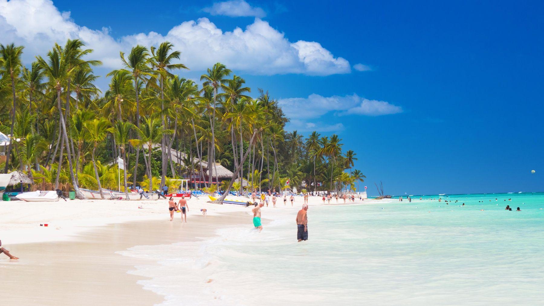 Plaja Bavaro - Republica Dominicana