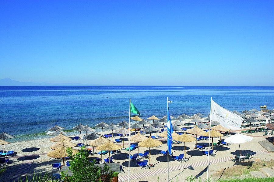 Alexandra Beach - insula Thassos