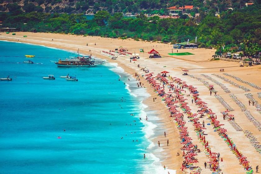 Belcekiz Beach - Oludeniz, Turcia