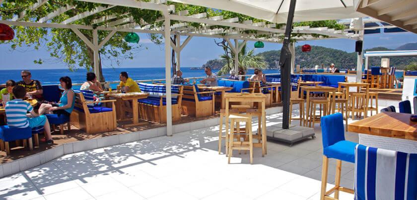 Buzz Beach Bar - Oludeniz
