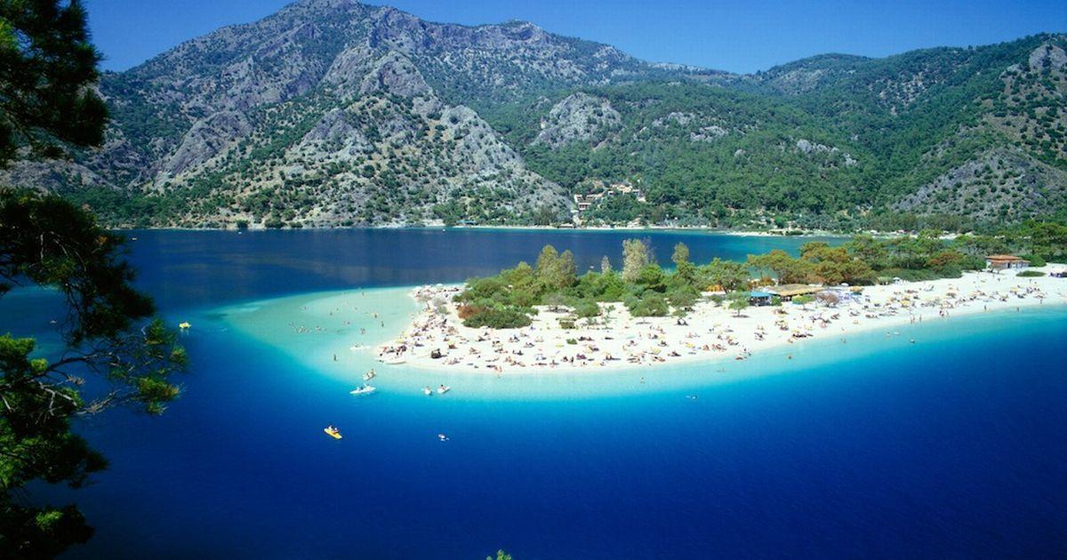 Laguna Albastra - Oludeniz, Turcia