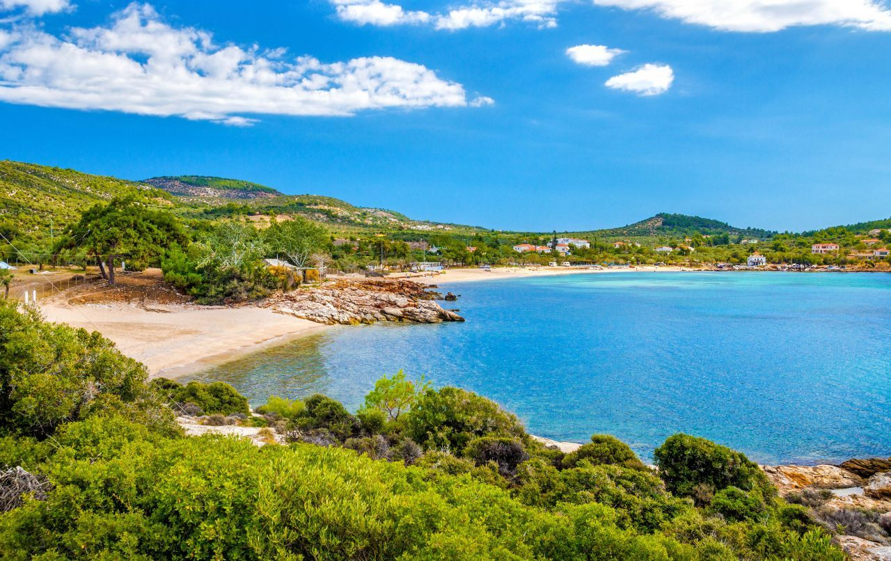 Plaja Astris - Thassos
