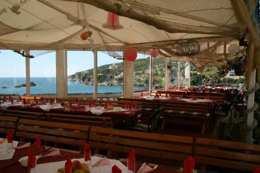 Restaurant Antigona - Ulcinj, Muntenegru