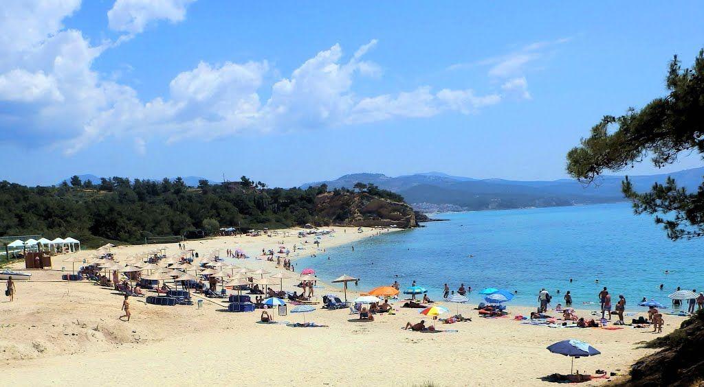 Tripiti Beach - Thassos