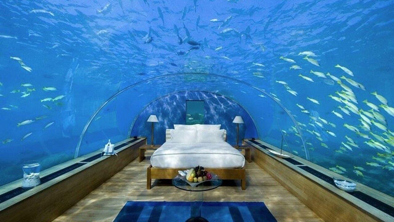 Hotel Hydropolis - Dubai