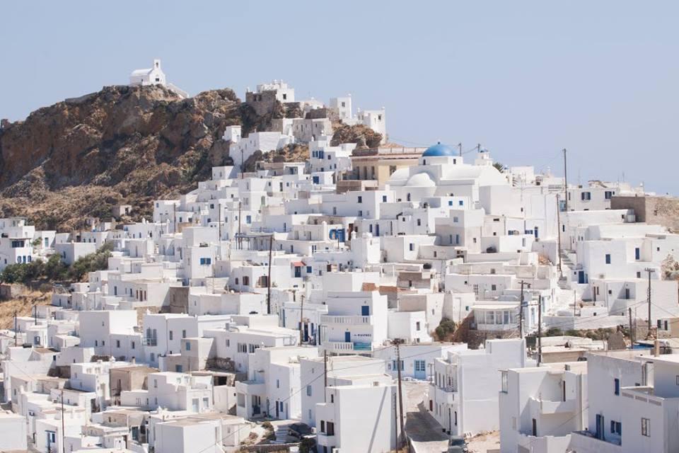 Insula Serifos, Grecia