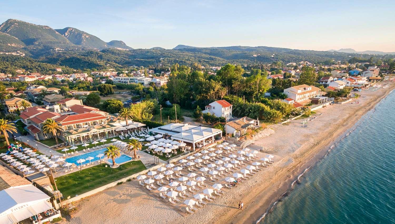 Acharavi, Corfu - plaja si relaxare