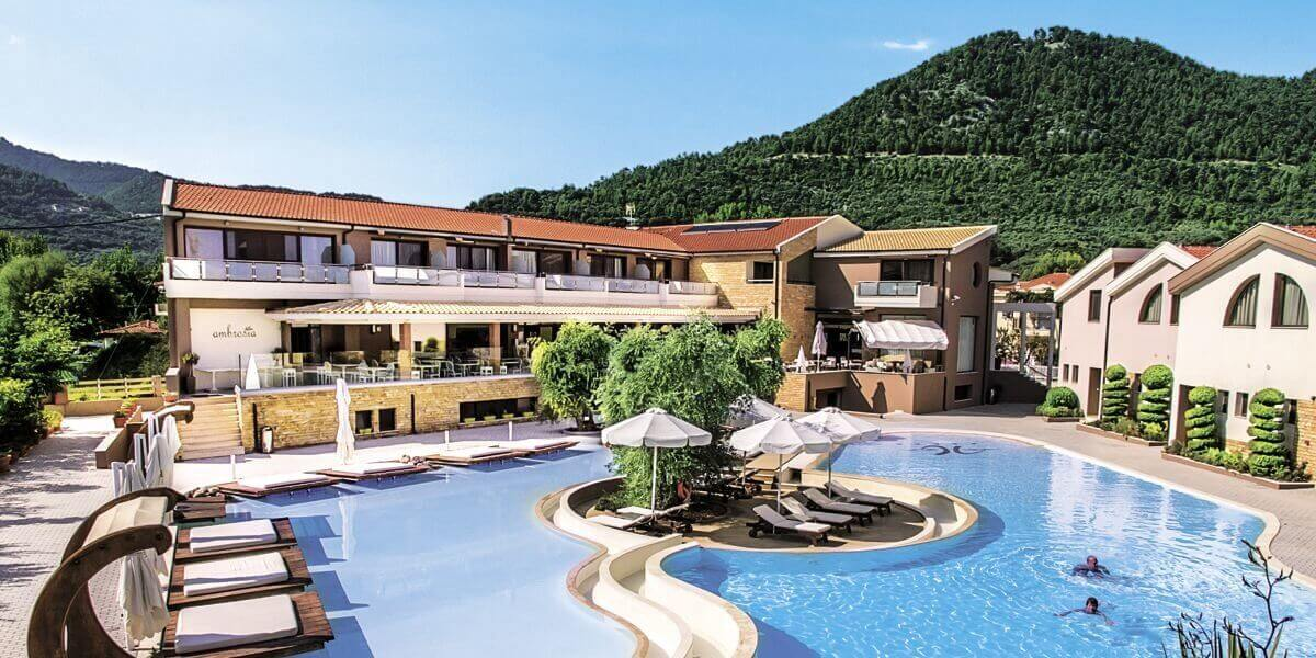 Hotel Alexandra Golden Boutique - Thassos