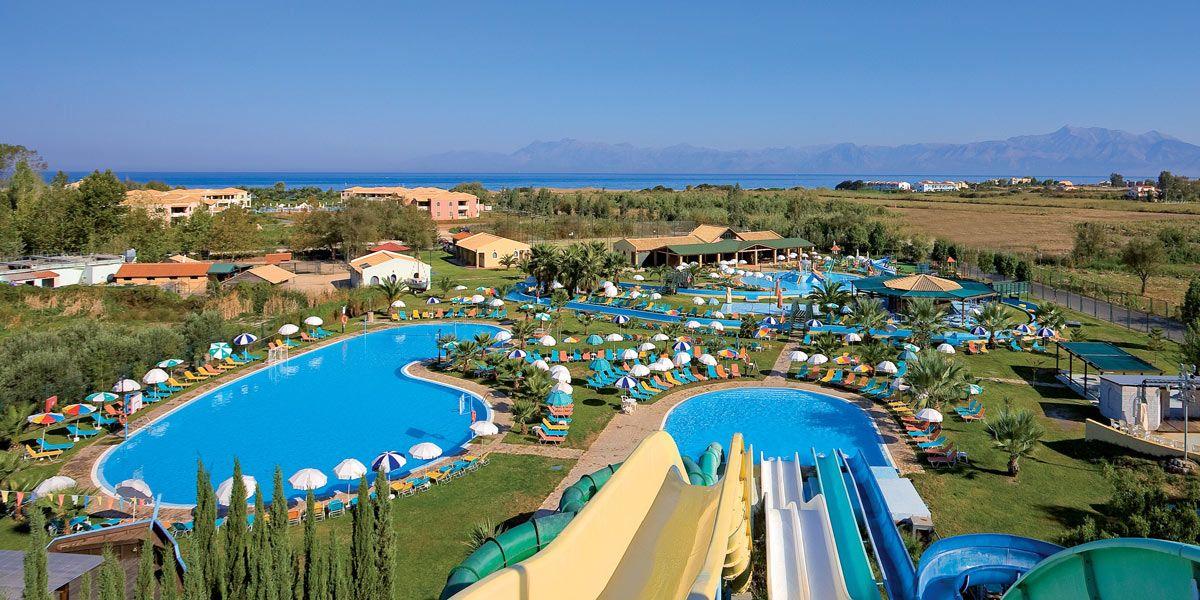 Hydropolis Waterpark - Acharavi, Corfu