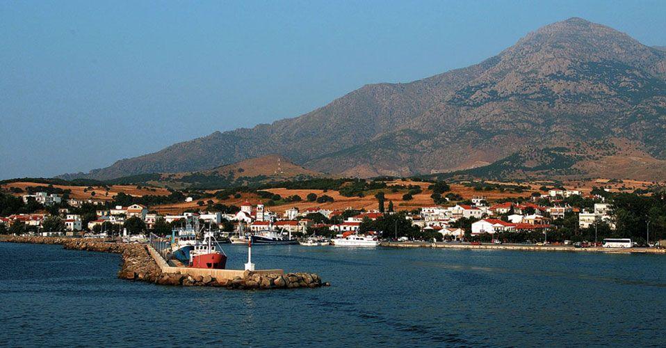 Insula Samothraki - Grecia