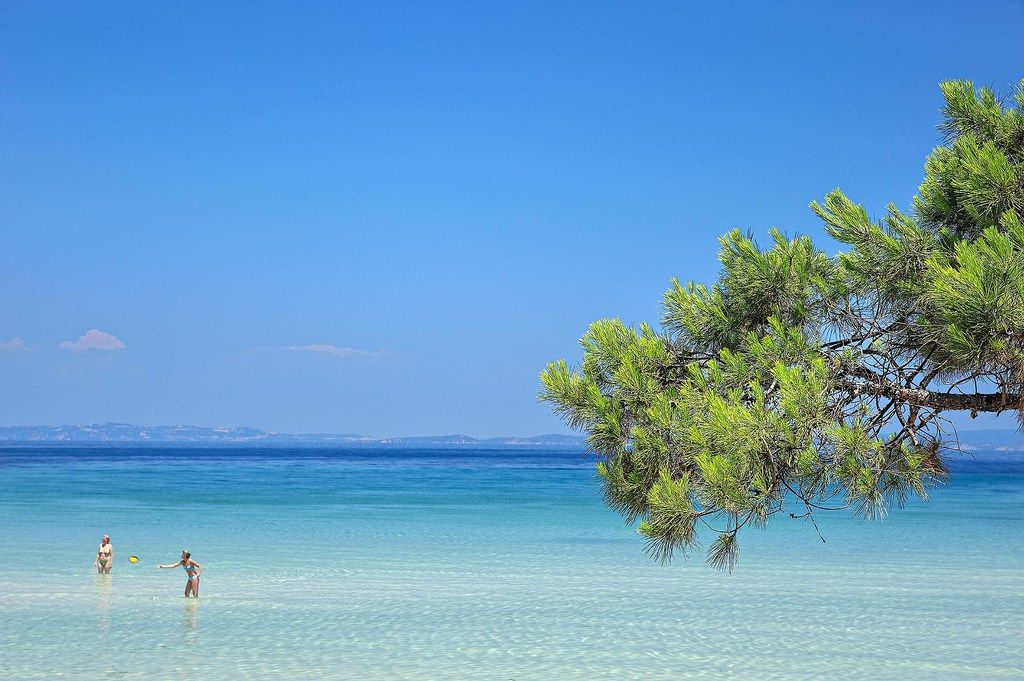 Karidi Beach - Sithonia
