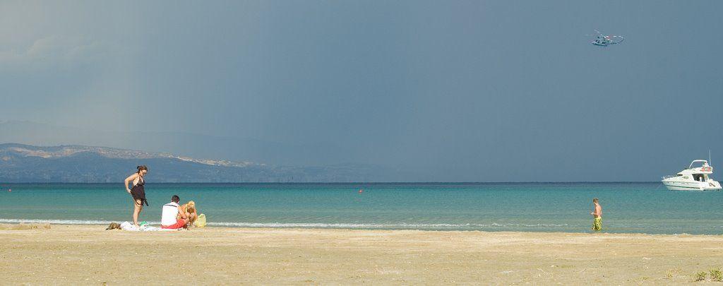 Ladies Mile Beach - Akrotiri, Cipru