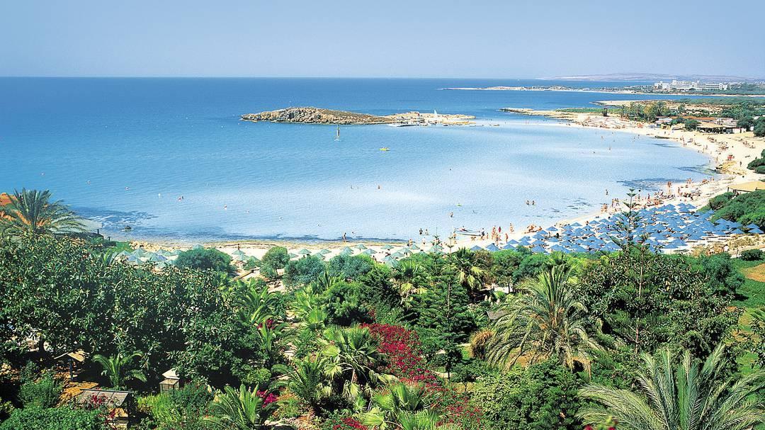 Nissi Beach - Ayia Napa, Cipru