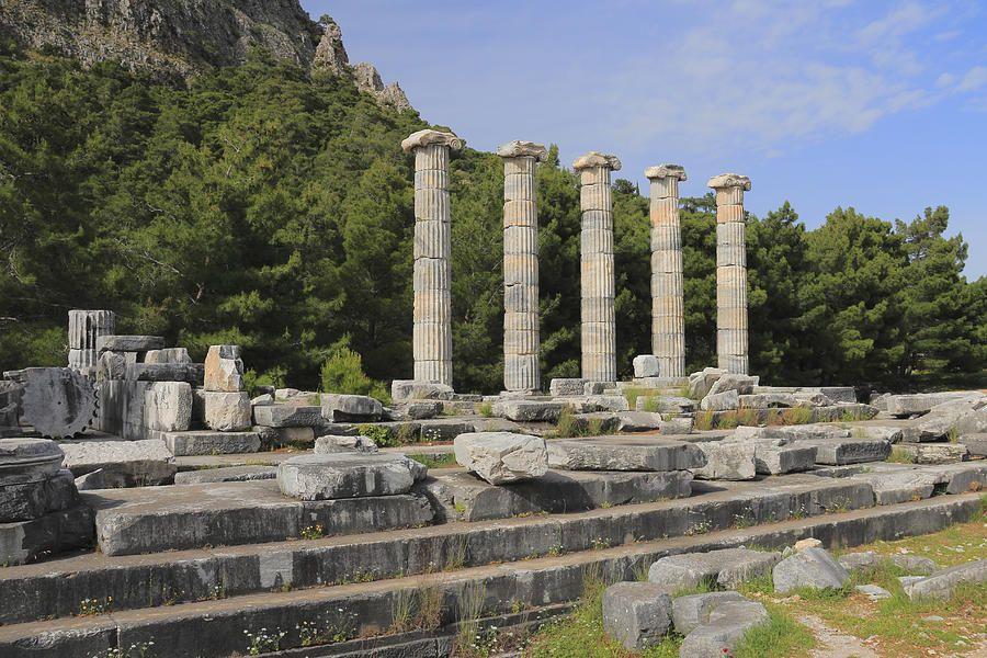 Orasul antic Priene - Turcia