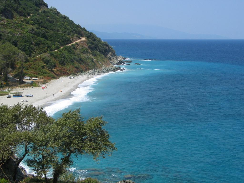 Ovrios Beach - Pelion