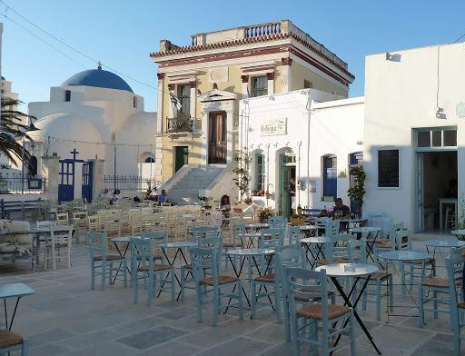 Piata Agios Athanasios - Serifos