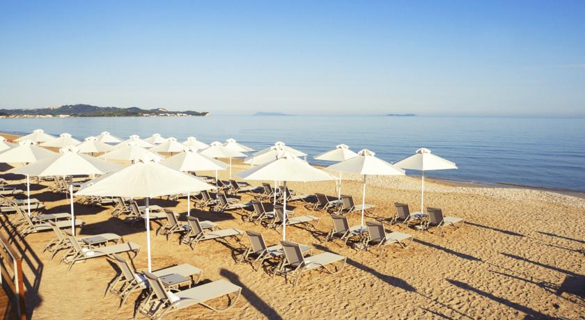 Plaja Acharavi - Corfu, Grecia