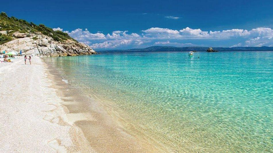 Plaja Armenistis - Sithonia, Halkidiki