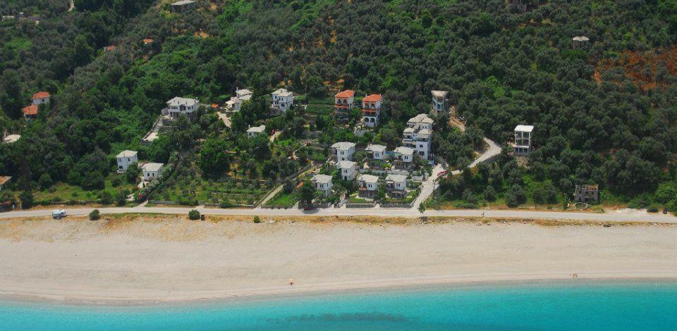 Plaja Koulouri - Pelion, Grecia