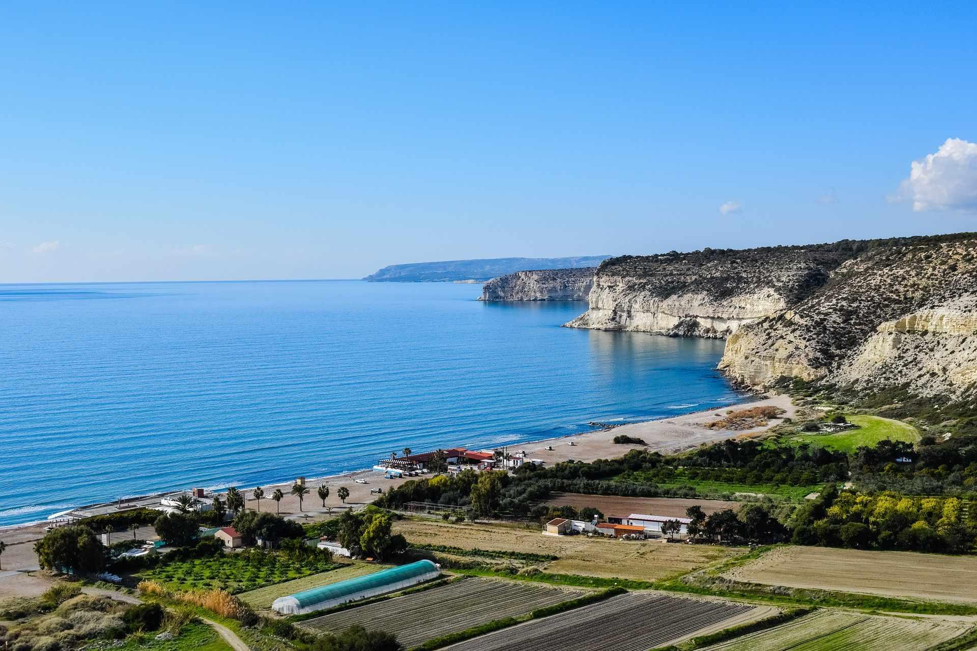 Plaja Kourion - Cipru