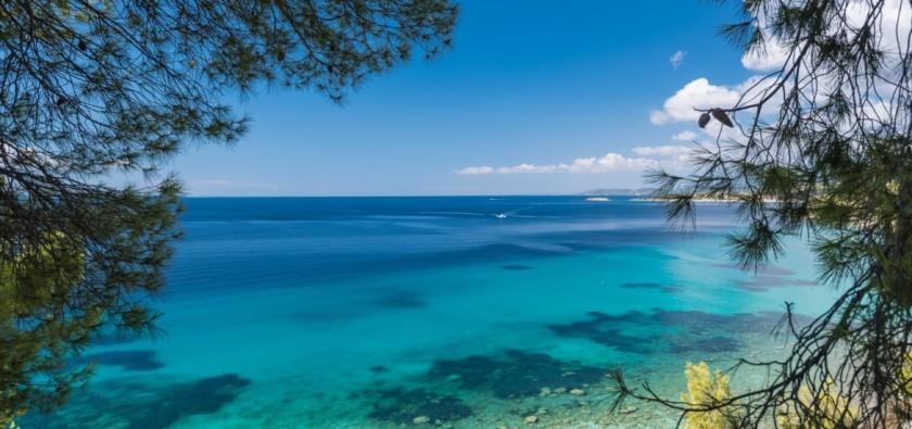 Plaja Koviou - Sithonia, Halkidiki