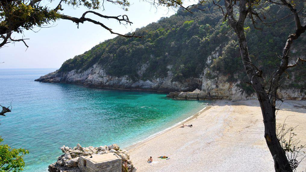 Plaja Limnionas - Pelion, Grecia