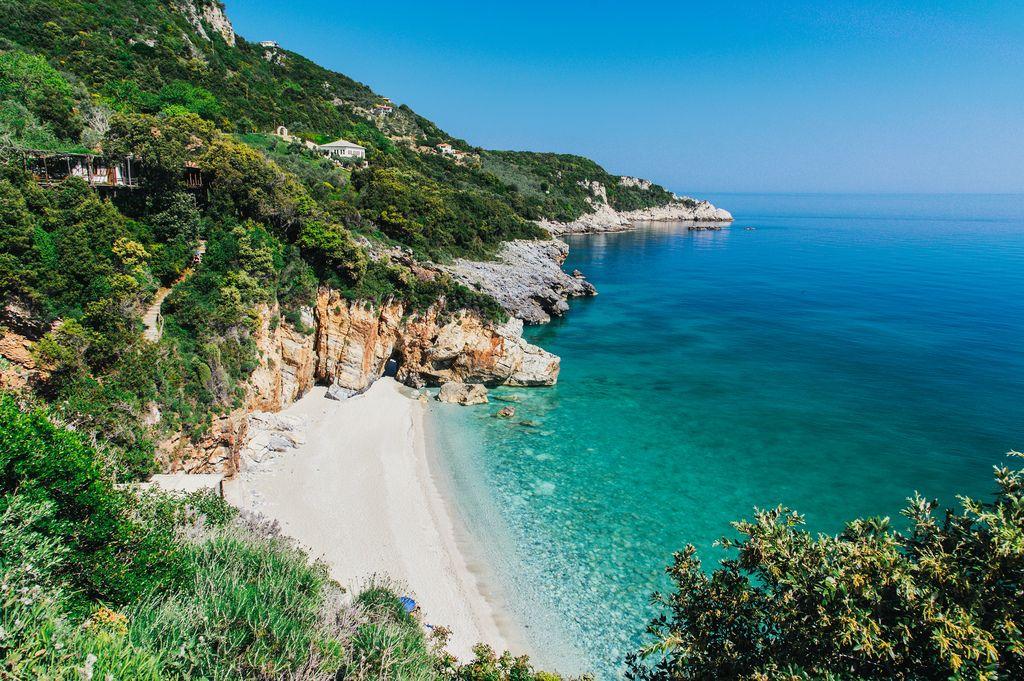 Plaja Mylopotamos - Pelion