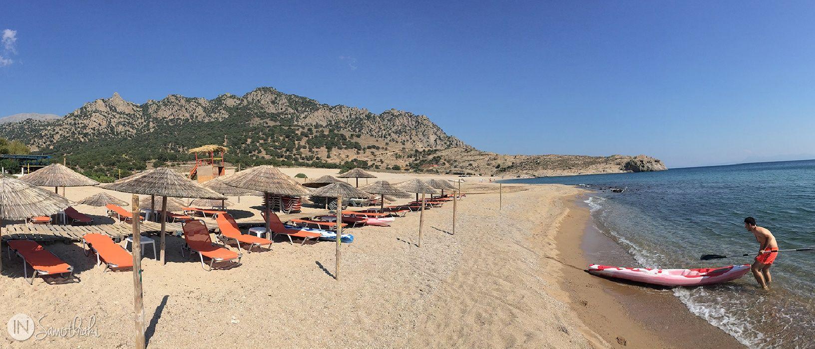 Plaja Pachia Ammos - Samothraki