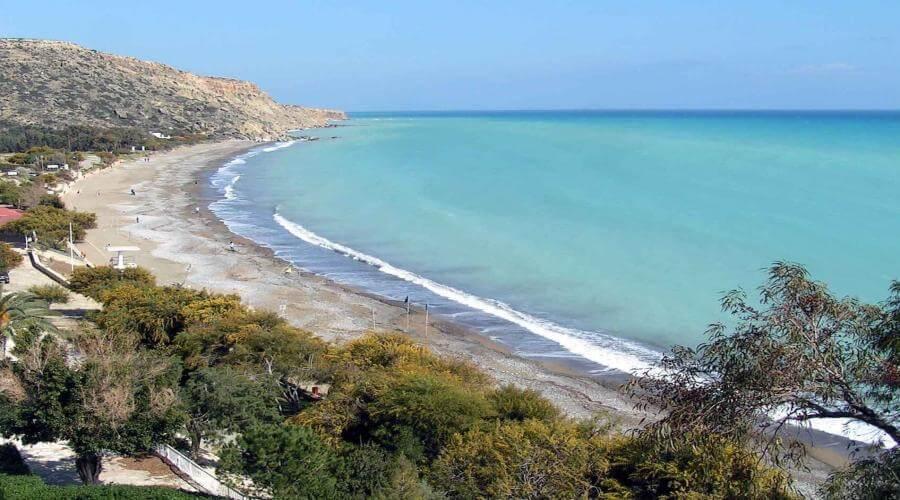 Plaja Pissouri - Cipru