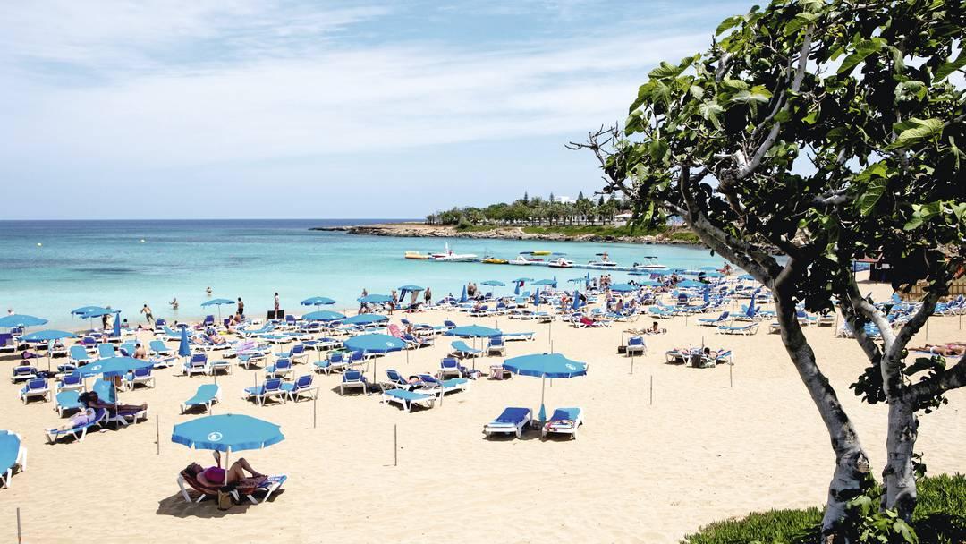 Plaja Protaras - Cipru