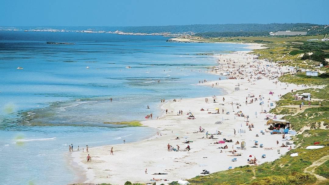 Plaja Son Bou - Menorca