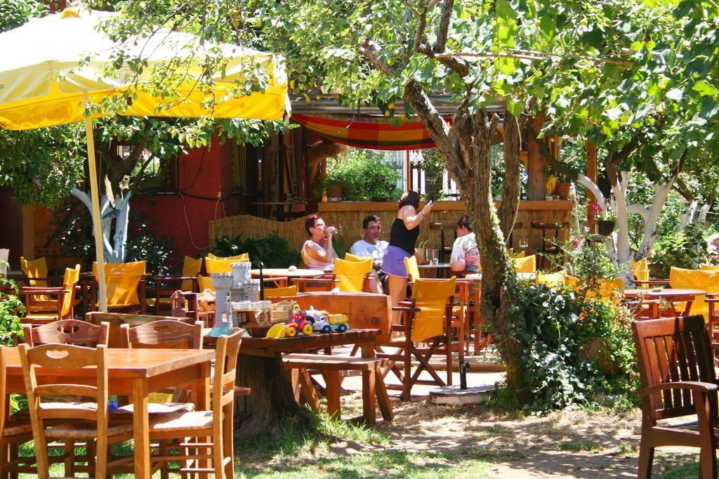 Restaurant Lemon Garden - Acharavi, Corfu
