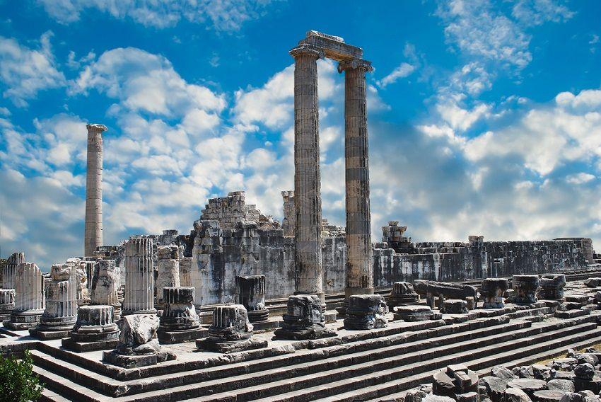 Templul lui Apollo - Didim, Turcia