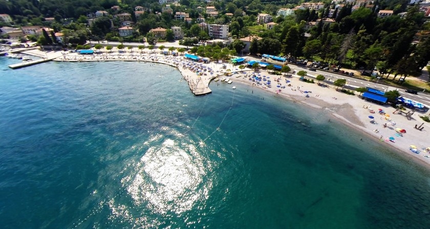 Icici Beach - Croatia