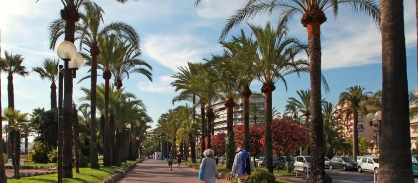 La Croisette - Cannes