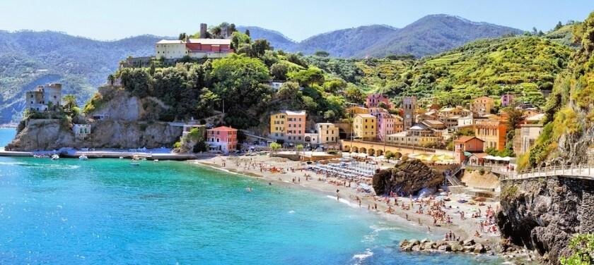 Monterosso al Mare - Cinque Terre, Italia
