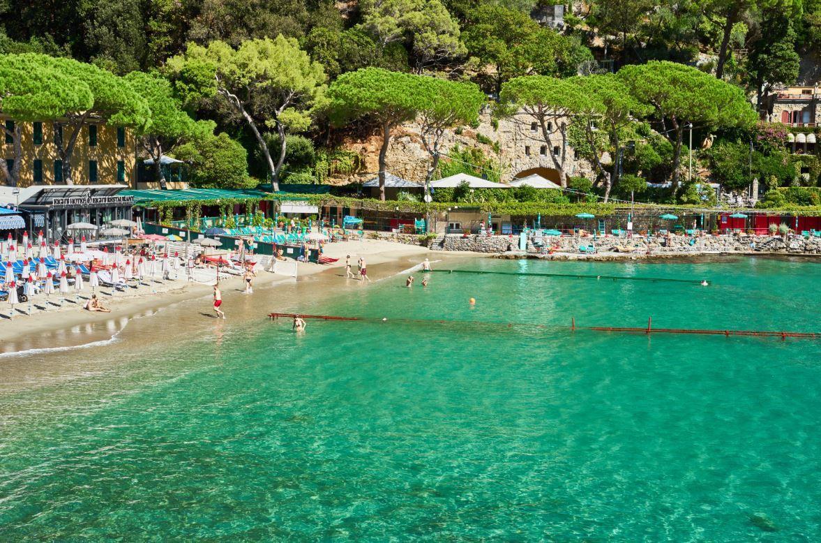 Plaja Parragi - Portofino