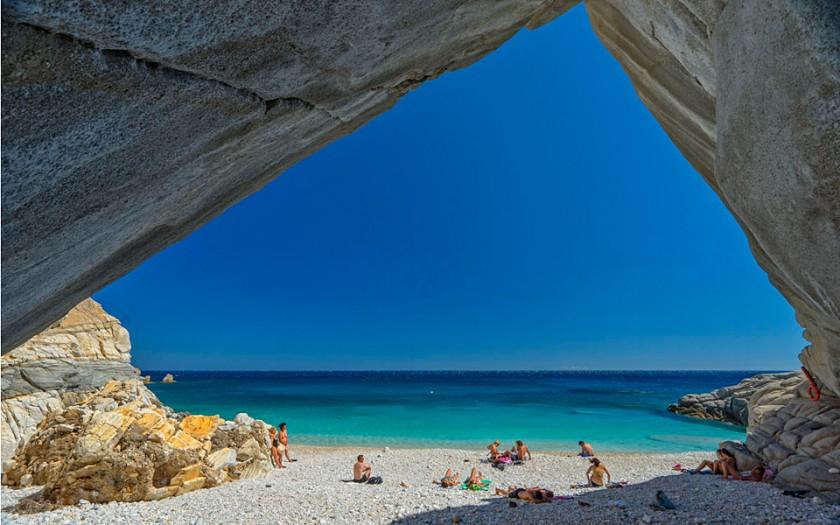 Seychelles Beach - Ikaria, Grecia