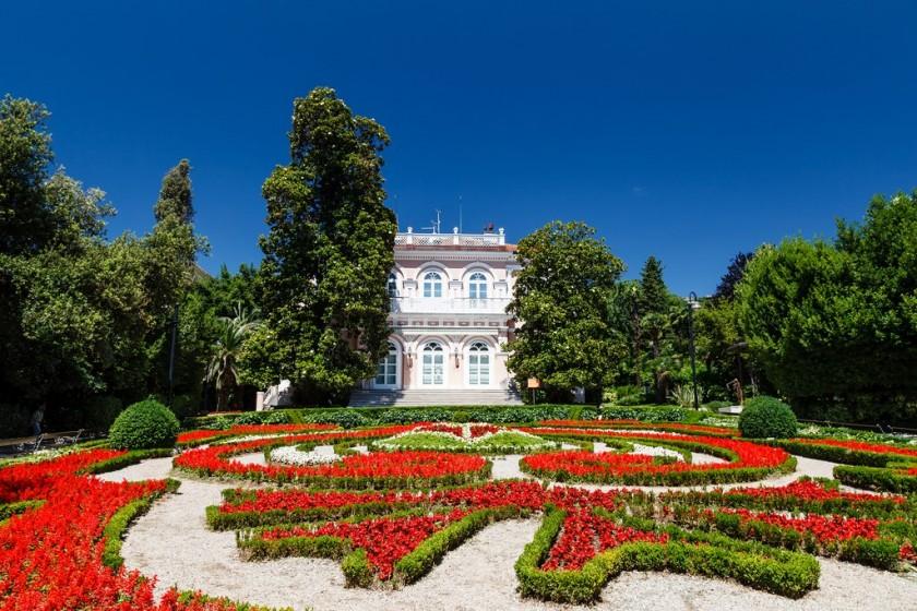 Villa Angiolina - Opatija, Croatia