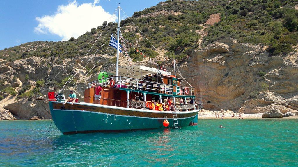 Croaziera in jurul insulei Thassos