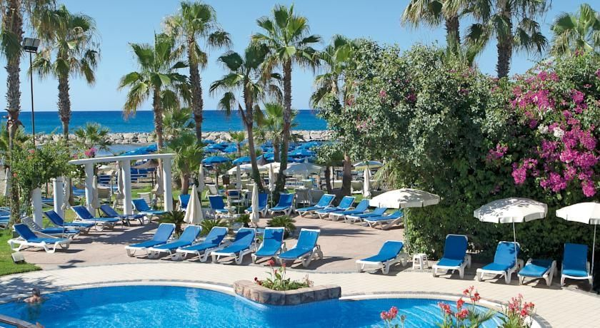 Hotel Lordos Beach - Larnaca