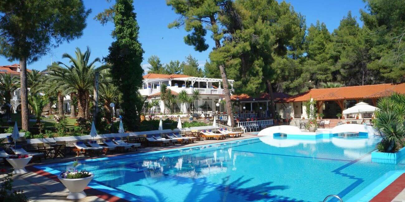 Hotel Porfi Beach - Nikiti, Halkidiki