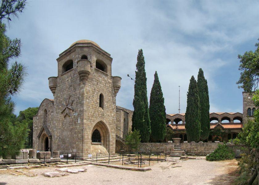 Manastirea Filerimos - Rhodos